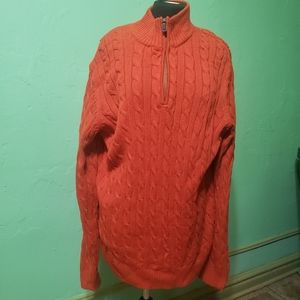 Old Navy Long sleeve coral sweater size 1X